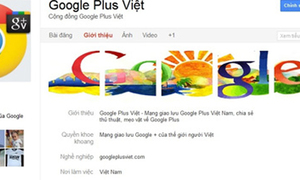 Những trang tiểu sử độc đáo trên Google+