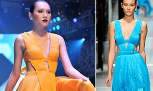 Đỗ Mạnh Cường phản hồi vụ nhái váy Gucci
