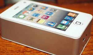 Ngắm chiếc 'iPhone 4' dày nhất thế giới