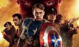 Captain America, điểm khởi đầu của các Siêu Anh hùng