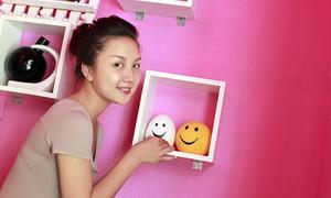 Miss Teen Bảo Ngọc pose hình cực yêu tại Bin Coffee Shop 2