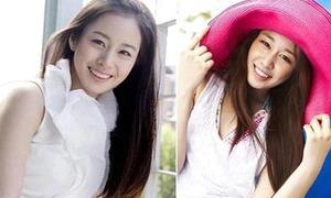 Sao Hàn giống nhau cả nhan sắc lẫn thời trang