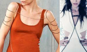 Body jewelry - trang sức cơ thể cực hiếm