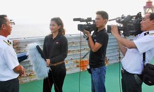Tôi ước mơ trở thành nhà báo chân chính