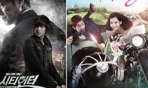 Cuộc đua rating của 3 'ông lớn' trên màn ảnh xứ Hàn