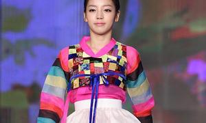 Goo Hara xinh như Dae Jang Geum