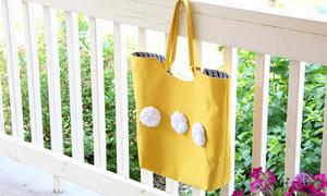 Cách làm túi handmade đơn giản không ngờ