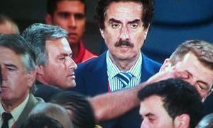 Thua trận, Jose Mourinho vẫn ngẩng cao kiêu ngạo
