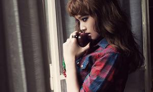 Phong cách 'playgirl' phủi như Jessica SNSD