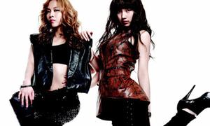 Sao Hàn lăng xê style rockchic