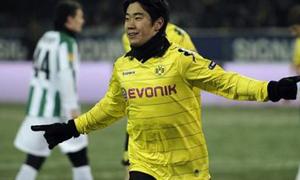 Man Utd chiêu mộ tuyển thủ người Nhật Bản
