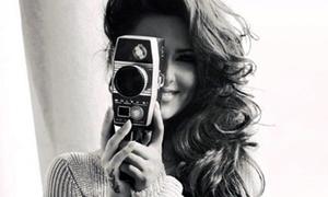 Ngất ngây với vẻ đẹp bí hiểm của Cheryl Cole