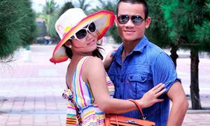 Cô dâu nhí nhảnh của tiền vệ Hùng Sơn