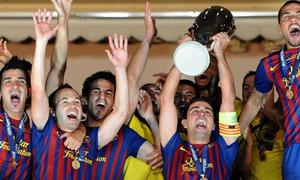 Messi tỏa sáng, Barcelona giành Siêu cup châu Âu