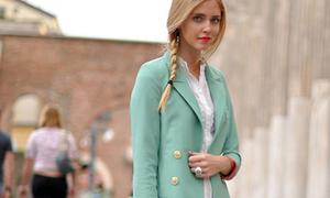 Chiara Ferragni - blogger thời trang 'khủng' nước Ý