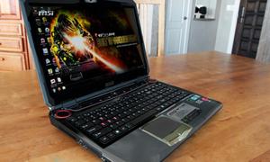 'Đập hộp' laptop khủng cho game thủ của MSI