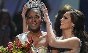 Người đẹp Angola đăng quang Hoa hậu hoàn vũ