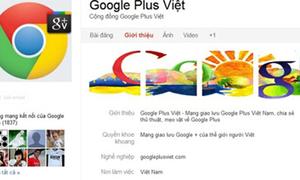 Google+ chính thức 'mở cửa' tự do