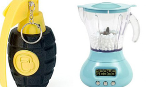 Những chiếc đồng hồ báo thức siêu độc