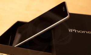 Mẫu iPhone 5 vỏ nhôm mỏng nhất thế giới 6,7 mm