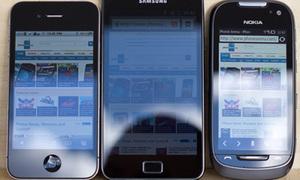 Nokia 701 có màn hình sáng nhất hiện nay