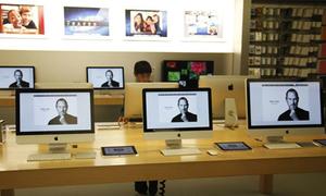 Ifan thế giới tiếc thương Steve Jobs