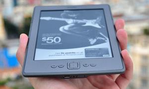 Cận cảnh Amazon Kindle siêu rẻ 'mới ra lò'