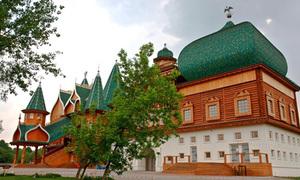 Choáng trước cung điện 'cổ tích' bằng gỗ của Sa Hoàng Nga
