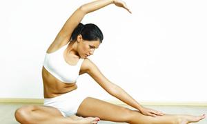 Tạo bầu ngực đẹp với yoga