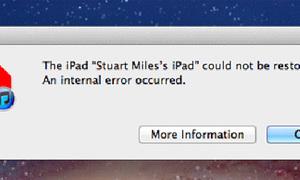 iPhone 4 biến thành 'cục gạch' vì nâng cấp iOS 5