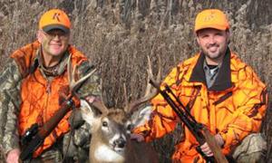 Tại sao thợ săn mặc đồ ngụy trang màu cam?
