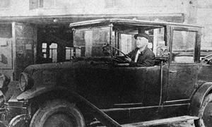 Lịch sử xe taxi ở Nga