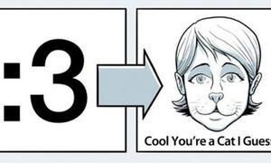 Giải mã emoticon theo cách... thật thà