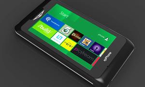 'Quái dế' XP Phone 2 làm giới mê công nghệ náo loạn
