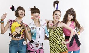 2NE1 và 'hành trình' đổi style