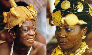 'Săn lùng' bộ tộc đeo cả kg vàng trên người
