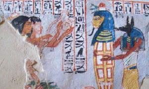Người Ai Cập cổ dùng gel vuốt tóc từ 3.500 năm trước