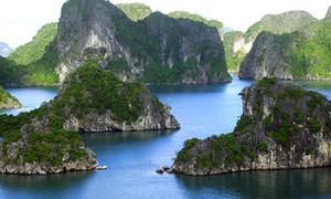 Vịnh Hạ Long thành kỳ quan thiên nhiên thế giới mới
