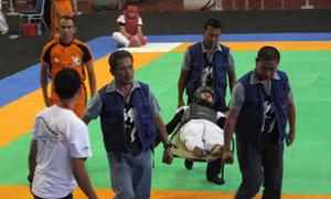 Môn thể thao tàn bạo nhất tại SEA Games 26