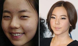 Sao Hàn không thể sống thiếu eyeliner