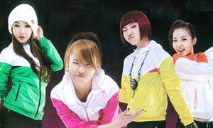 Những ca khúc làm nên tên tuổi 2NE1