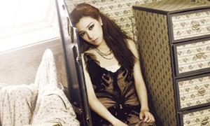 Vic F(x) đọ mặt lạnh với Sooyoung và Tiffany SNSD