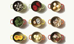 5 thực phẩm cho người sợ lạnh
