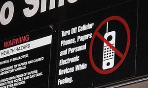 Vì sao điện thoại phát nổ tại trạm xăng?
