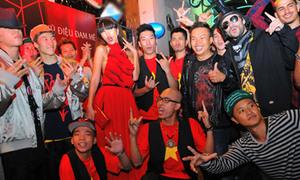 Việt Nam thua Hàn Quốc ở cuộc thi nhảy quốc tế tại sân nhà