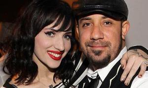 A.J của Backstreet Boys cưới vợ