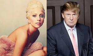 Donald Trump: 'Tôi tạo ra Lady Gaga'