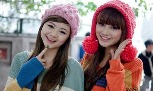 Miss Teen Quỳnh Anh, Kim Cương nhí nhảnh du xuân