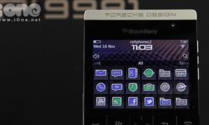 Đập hộp BlackBerry siêu xa xỉ tại Việt Nam