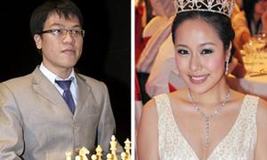 Quang Liêm 'sánh đôi' cùng Hoa hậu Ngô Phương Lan